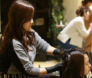 美容師一人当たりの生産性